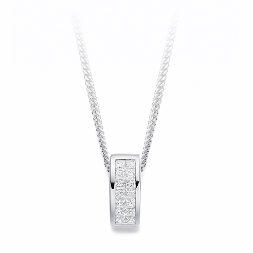 Princess Bar Pendant