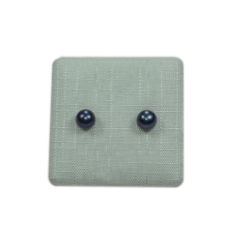 Pearl Stud Earrings by Bijoux Jewels