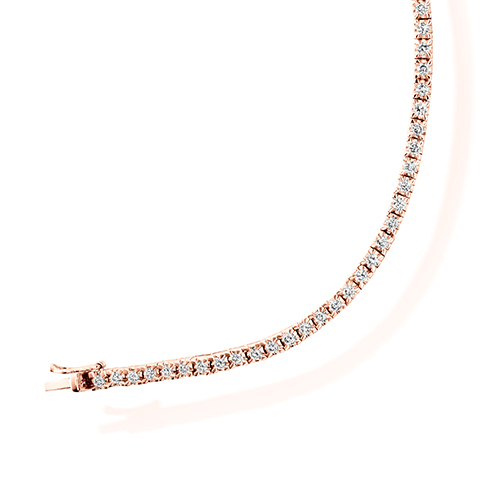 18ct Gold Tennis Bracelet 2.00ct